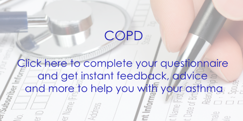 Click here to complete your questionnaire and get instant feedback, advice and more to help you with your asthma