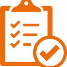 clinical audit icon